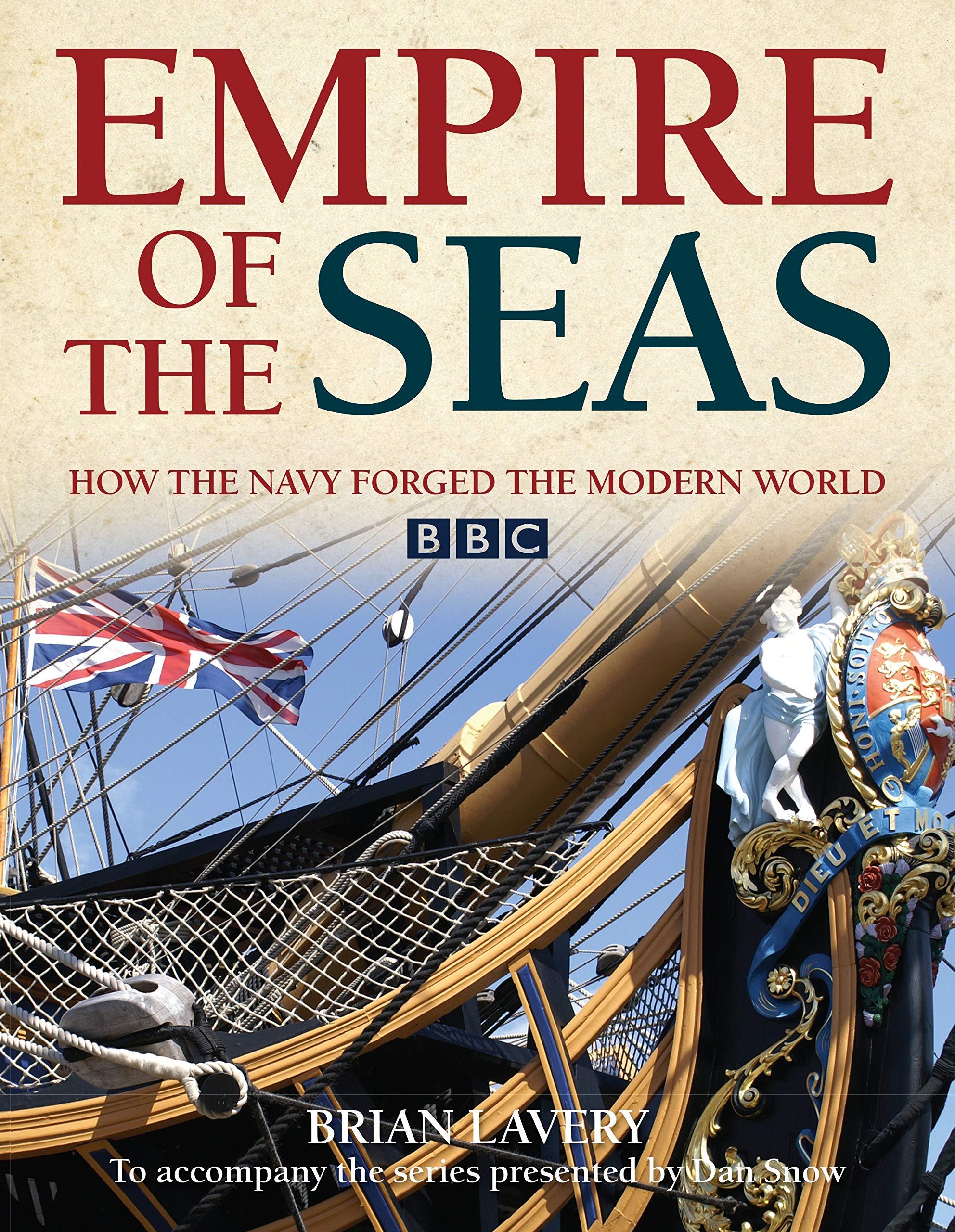 Empire of the Seas (Englisch) Taschenbuch – 8. Januar 2019