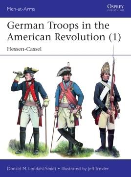 German Troops in the American Revolution