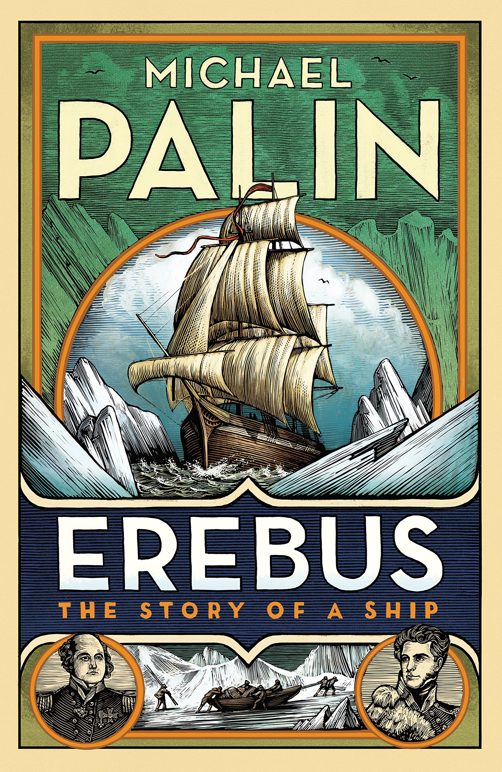 Erebus - The story of a ship